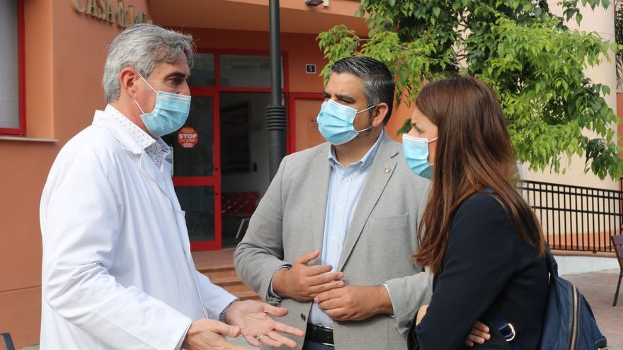 El Cortijo Don Elías de Mijas acoge la vacunación a partir de este lunes
