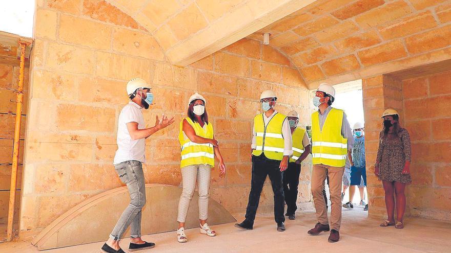 El Govern construirá 142 VPO en La Soledat y otros barrios de Palma