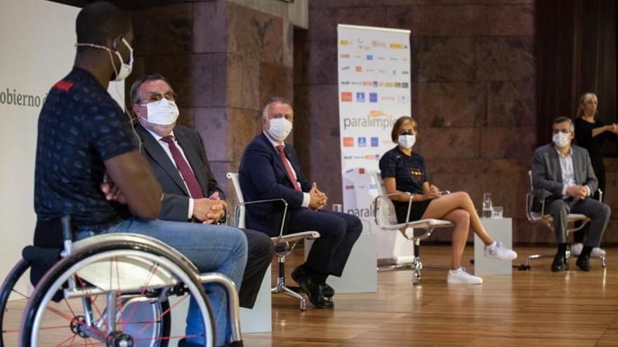 Impulso hacia los Juegos Paralímpicos de Tokio 2021