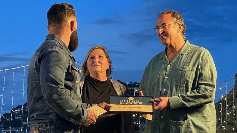 El Restaurant 'La Balma' guanya el concurs gastronòmic de TV3 'Joc de Cartes', dedicat a Blanes