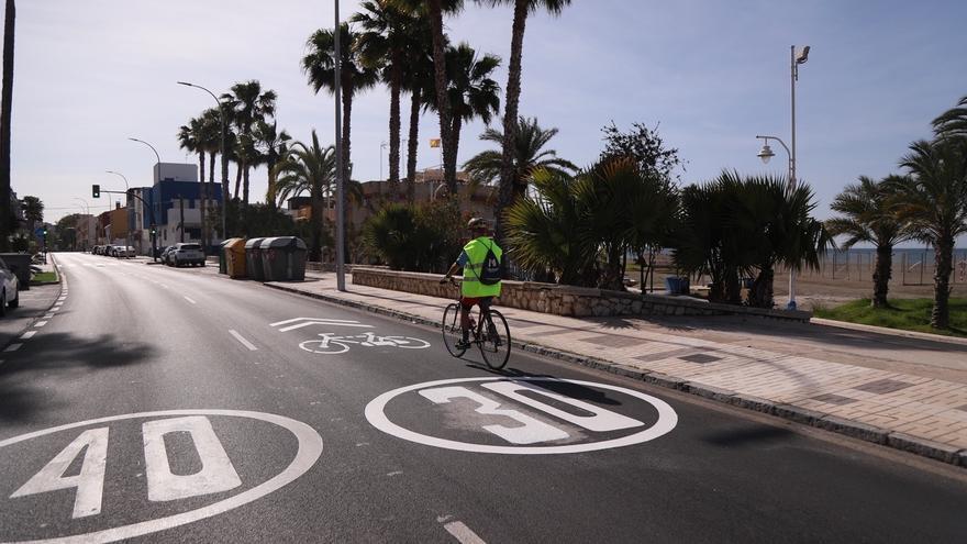 El Ayuntamiento de Málaga convoca el jueves la Mesa de la Bicicleta tras la manifestación