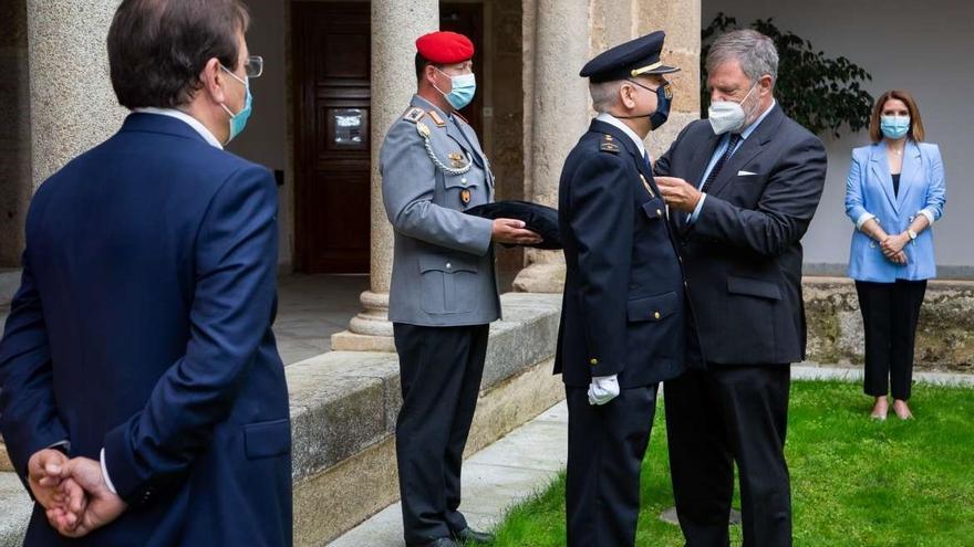 El investigador extremeño José Carlos Violat recibe la Orden del Mérito de la República Federal de Alemania