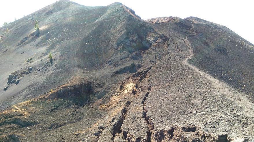Registran un terremoto en tiempo real en La Palma