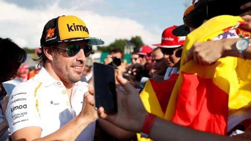 """Alonso anunciará su futuro """"después del verano"""""""