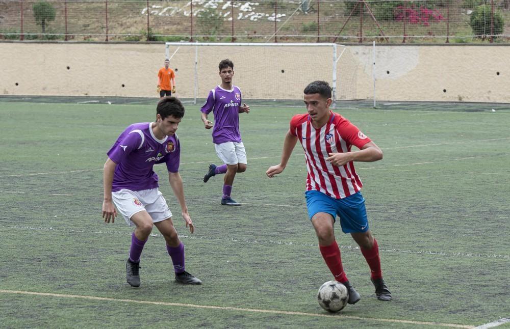 Huracán - Juventud Laguna (juveniles)