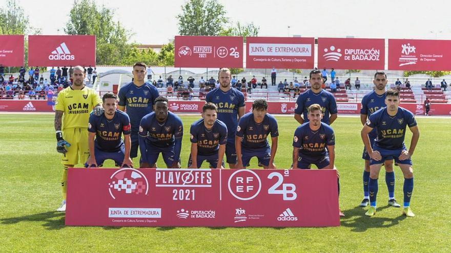 La UD Ibiza se jugará con el UCAM Murcia el ascenso a Segunda