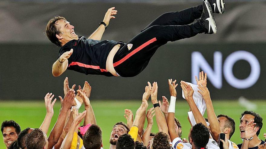 Final feliz al año más largo del Sevilla