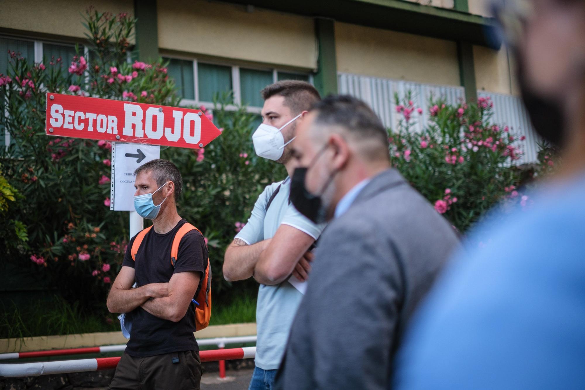 Oposiciones que sortean la Covid