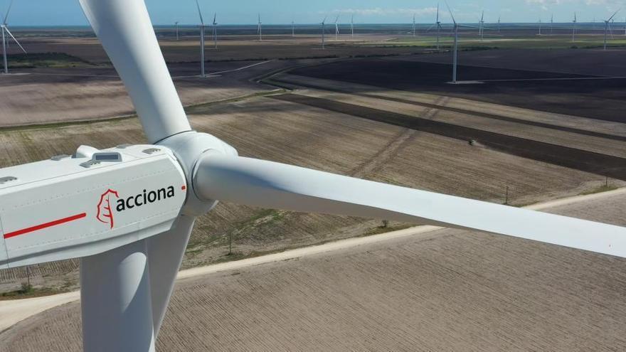 Amazon selecciona a Acciona para el suministro de energía limpia en EEUU