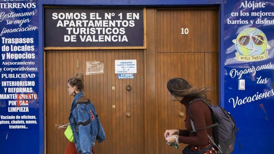 Una parte de los pisos turísticos se reconvierte para sanitarios