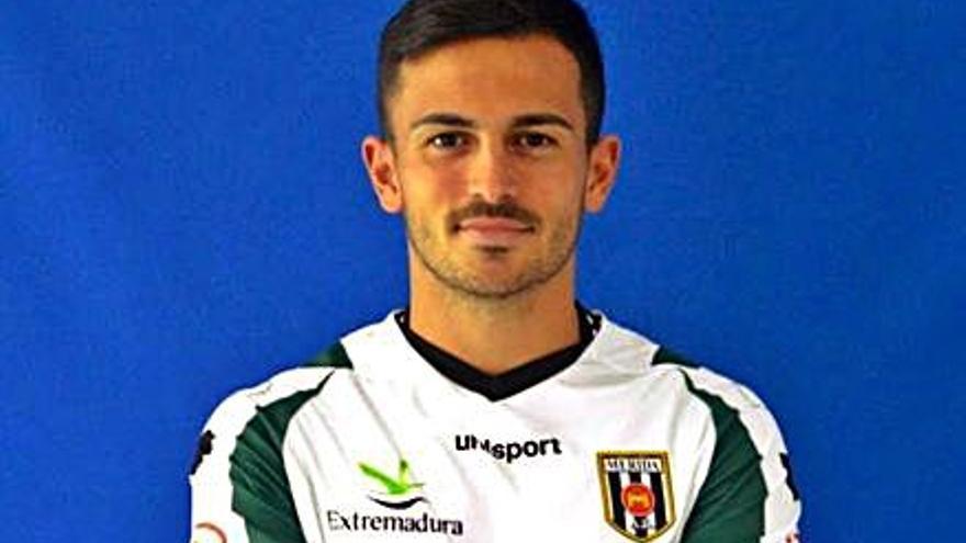 Marc Fraile jugará en el Recreativo de Huelva en Tercera
