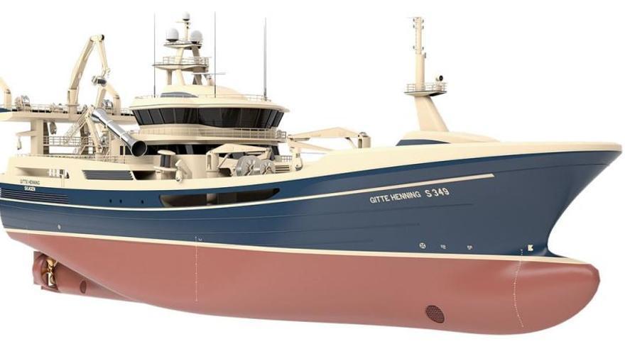 Zamakona construirá un buque pelágico de 87 metros de eslora para Dinamarca