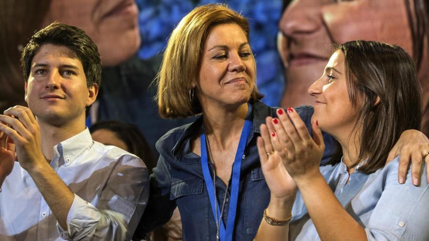 Diego Gago, nuevo presidente de Nuevas Generaciones