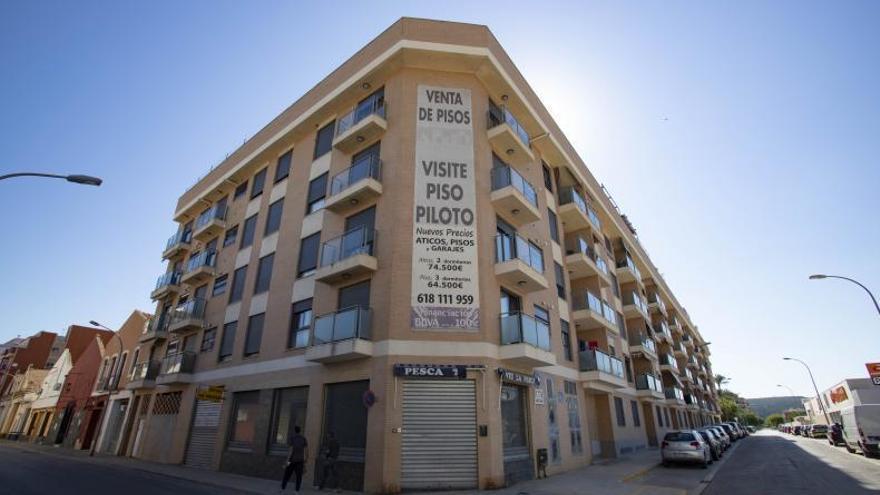 Once municipios de la Ribera tienen un elevado déficit de vivienda social