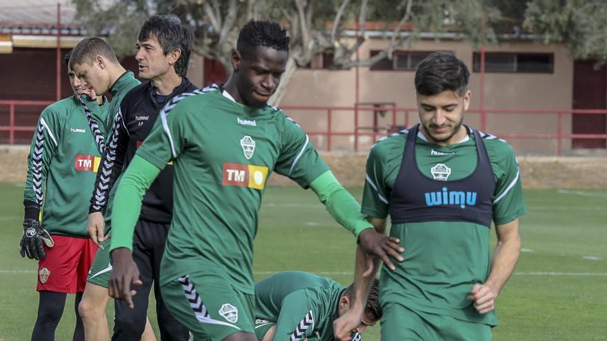 """Mfulu: """"Cuando vuelva el fútbol la gente disfrutará el doble"""""""