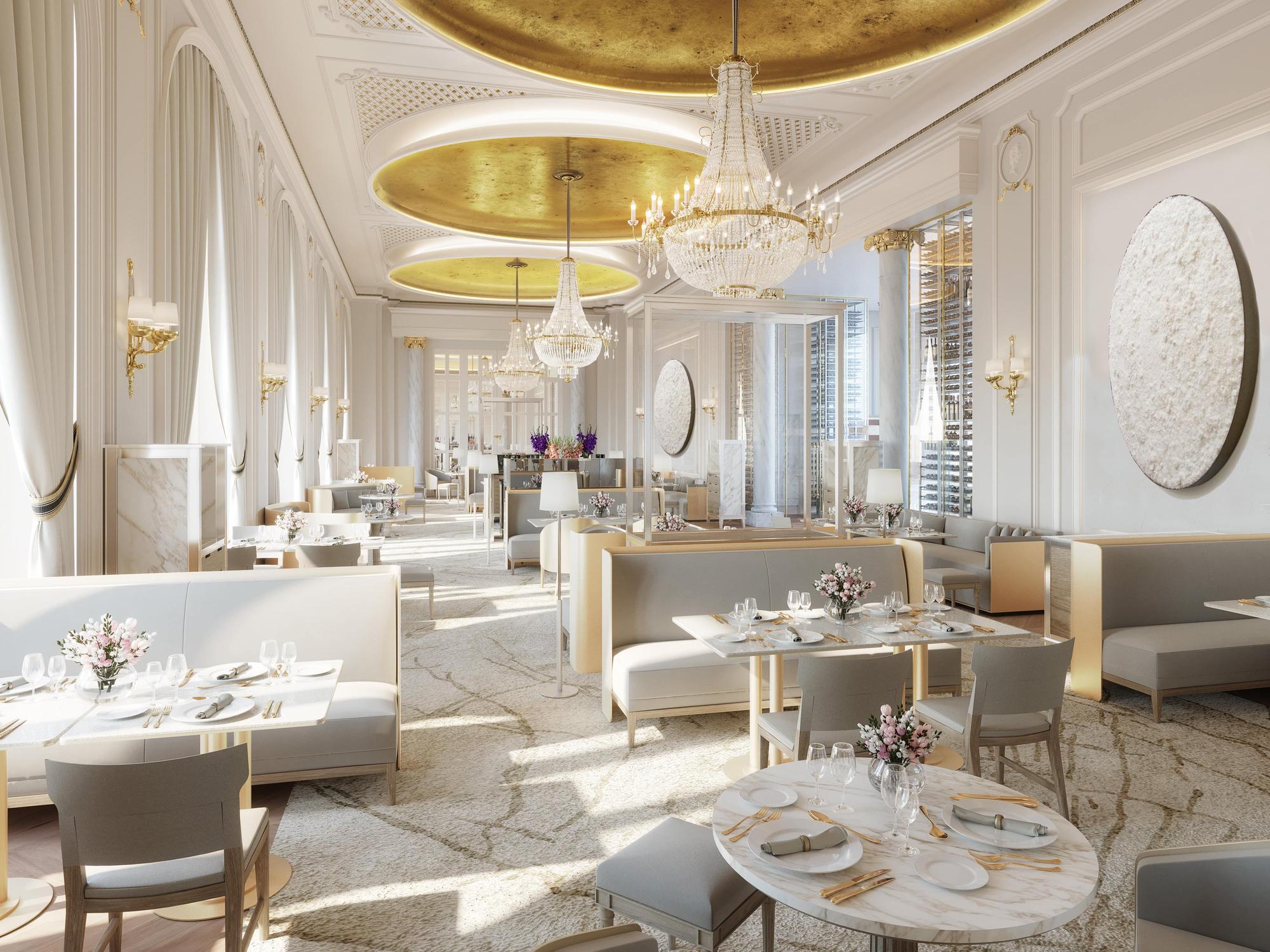 Dacosta desembarca en Madrid: Así es el Mandarin Oriental Ritz
