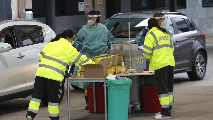 Mueren por COVID otras seis personas en Galicia