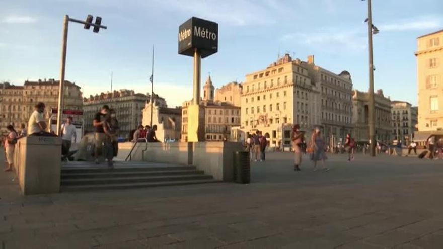 Preocupación en Francia por el aumento de ingresados en las UCIS