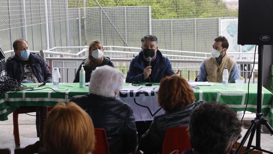 """""""Rehabilitar el Hogar de Ceares es más barato que derrumbarlo"""", aseguran los expertos"""