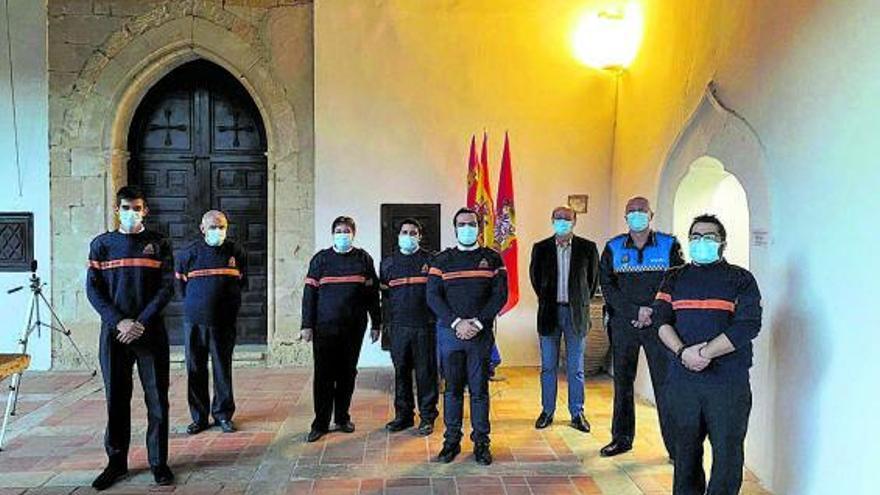 Protección Civil prestó 150 servicios en 2020 para contener la pandemia en Toro