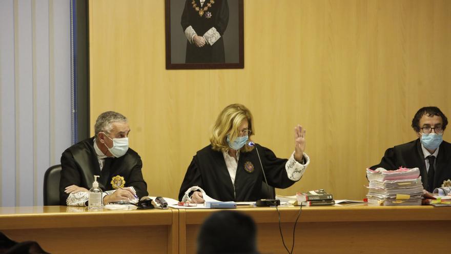 La presidencia de la Sección Octava de la Audiencia sale a concurso