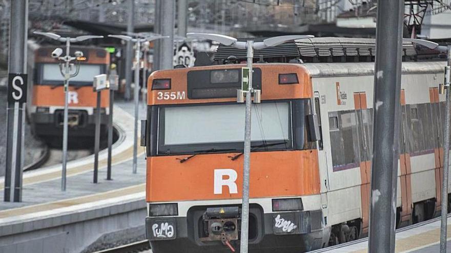 Foment estima que la línia de Renfe pot reduir temps durant els propers 5 anys