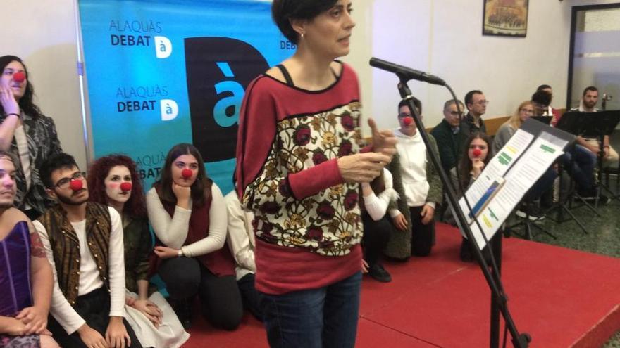 Profesionales y aficionados abogan por una programación de teatro estable en Alaquàs