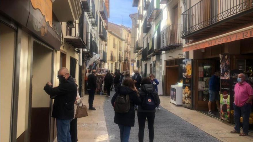Un brote con 10 contagios en Morella tras un velatorio