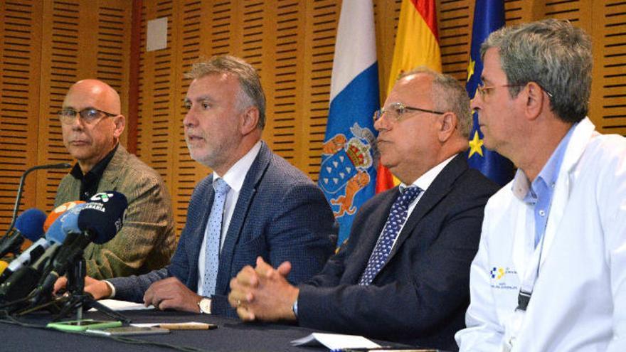 Ángel Víctor Torres actualiza datos coronavirus