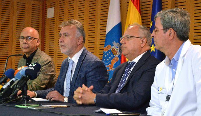 Torres actualiza datos coronavirus en La Gomera
