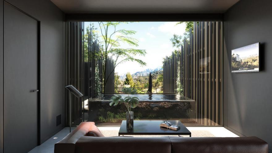 Vivood, el hotel de diseño que financió Juan Roig, amplía un tercio su capacidad
