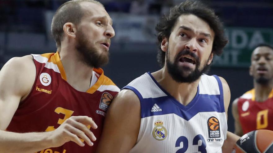 Llull y Rudy someten a un combativo Galatasaray