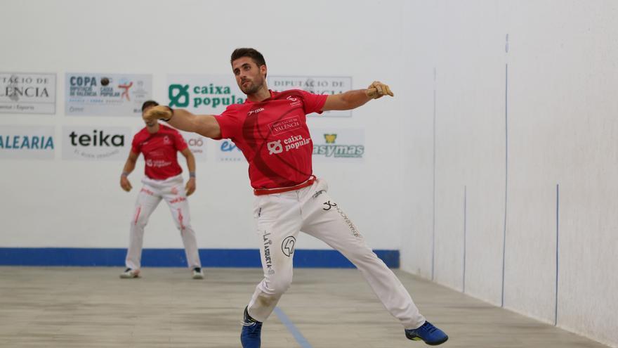 XIV Copa Diputació de València – Caixa Popular d'escala i corda: confirmació contra necessitat a Guadassuar