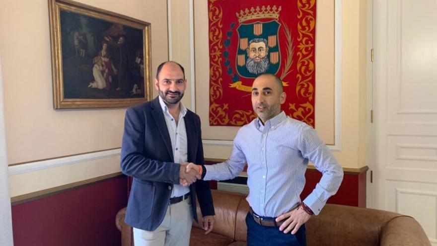 """La coalición PP- Cs en Barbastro sigue pese a la """"tensión"""""""