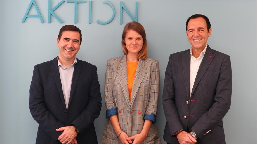 AKTION apuesta por la innovación y el legaltech y crea una nueva área con la incorporación de Iga Kurowska