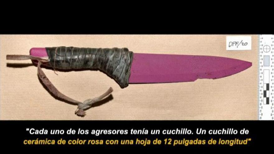 """Echeverría murió por """"una puñalada en la espalda"""""""