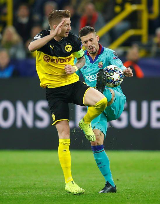 Borussia Dortmund - Barcelona
