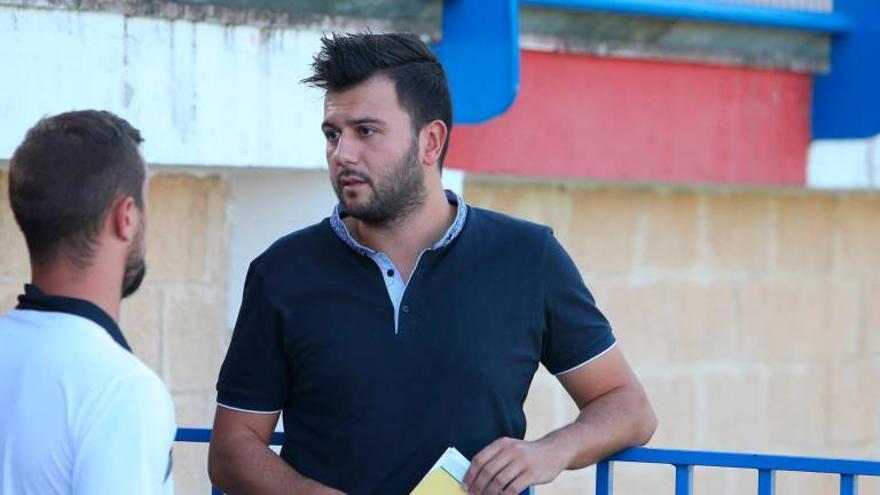 El Avilés ya tiene nuevo director deportivo