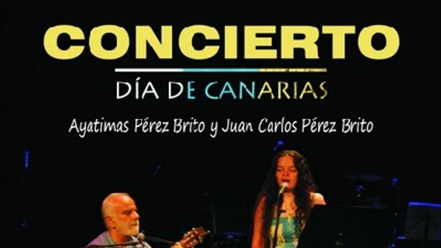 Concierto Día de Canarias