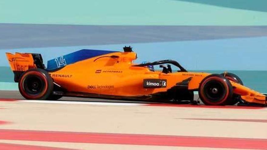 Vettel lidera la primera línia de Ferrari; Sainz sortirà desè i Alonso, tretzè