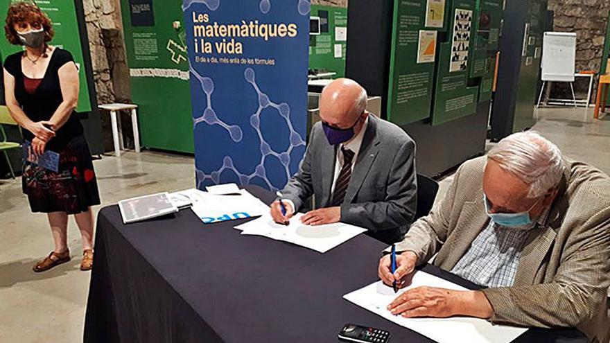 La UPC i Aigües-Sèquia sumen per crear vocacions científiques