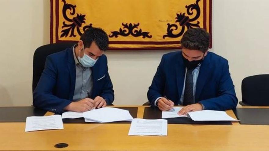 La Fundació Jesús Serra i l'Ajuntament del Pont atorguen les quatre primeres beques universitàries municipals.