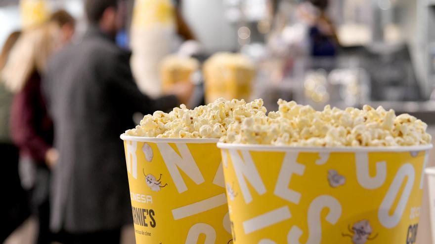 Cinesa rebaja a 4,9 euros el precio de las entradas en sus cines de Las Palmas de Gran Canaria