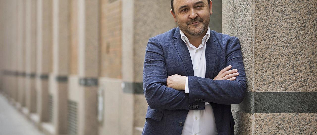 Fidel Roig, CEO y fundador de Valfortec.