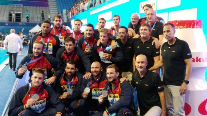 L'equip estatal masculí cedeix a la final del mundial davant la solidesa d'Itàlia