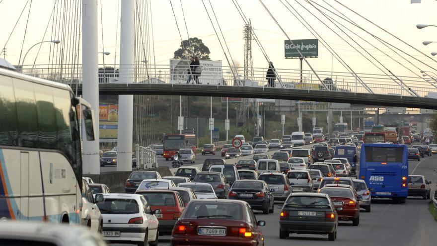 Tráfico prevé 650.000 desplazamientos en Galicia durante el puente del Pilar