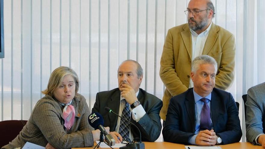 Un 74% de los jueces secunda el paro en Canarias