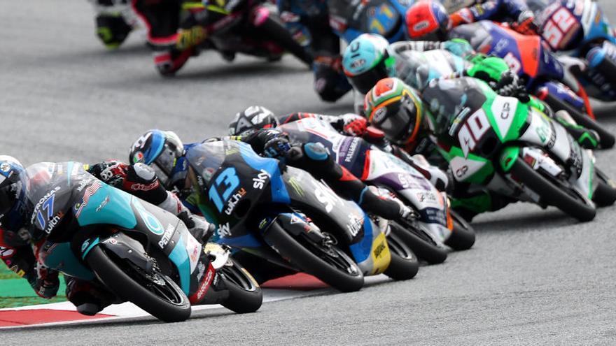 Celestino Vietti logra su primera victoria en Moto3
