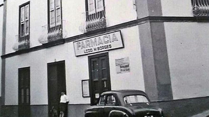 Manuel Borges Cedrés, un ramblero ejemplar