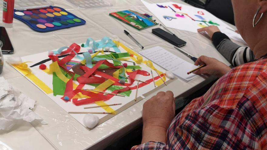 Althaia lidera un estudi sobre l'art com a teràpia del càncer